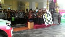 ESDM Jajal Solar Hijau untuk Mobil Pajero Hingga Truk Isuzu