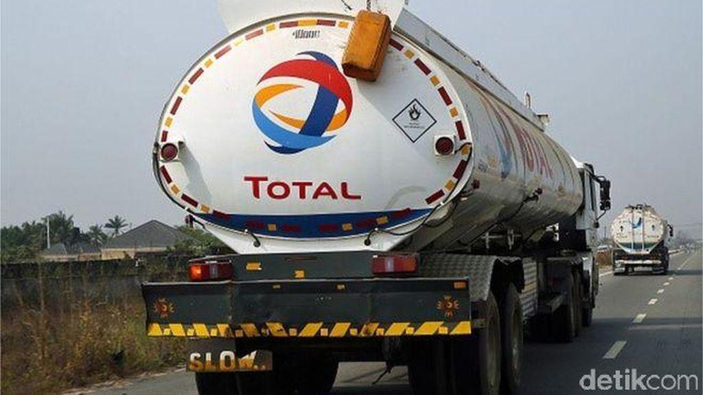 Total Beli Maersk Oil Rp 99 Triliun