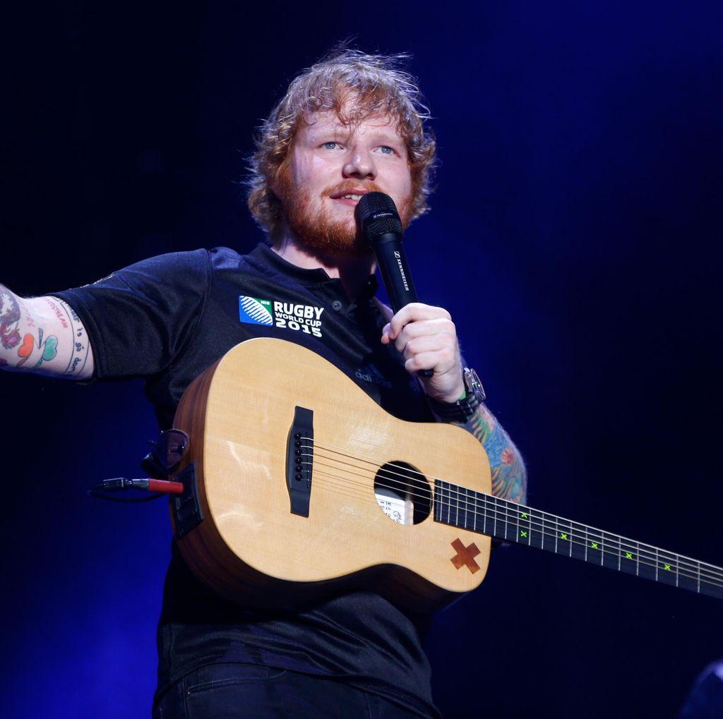 Apa Saja Permintaan Khusus Ed Sheeran Sebelum Manggung?