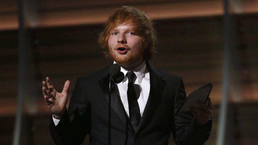 Putar Lagu Shape of You Milik Ed Sheeran, Penjualan Restoran Naik 9 Persen