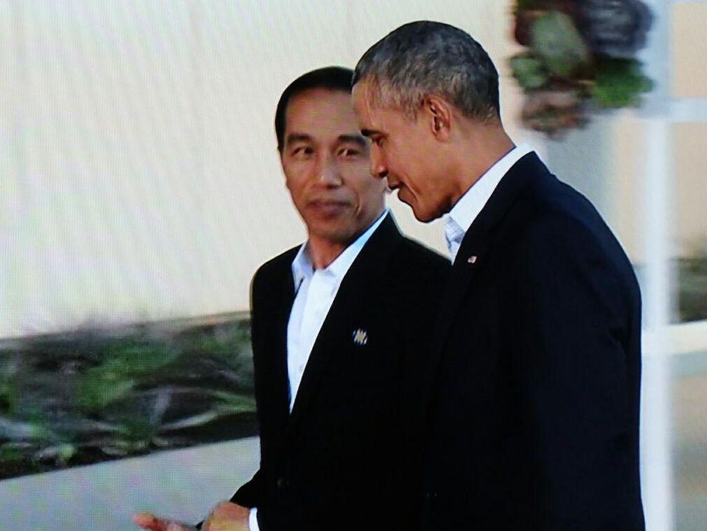 Bukan Lagi Presiden AS, Obama Tetap Dapat Pengamanan VVIP di RI