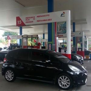 Jonan Minta Pertamina Antisipasi BBM di Daerah Rawan