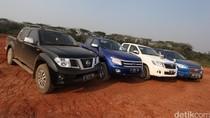 Pikap Kabin Ganda Simbol Kesuksesan Mobil Thailand