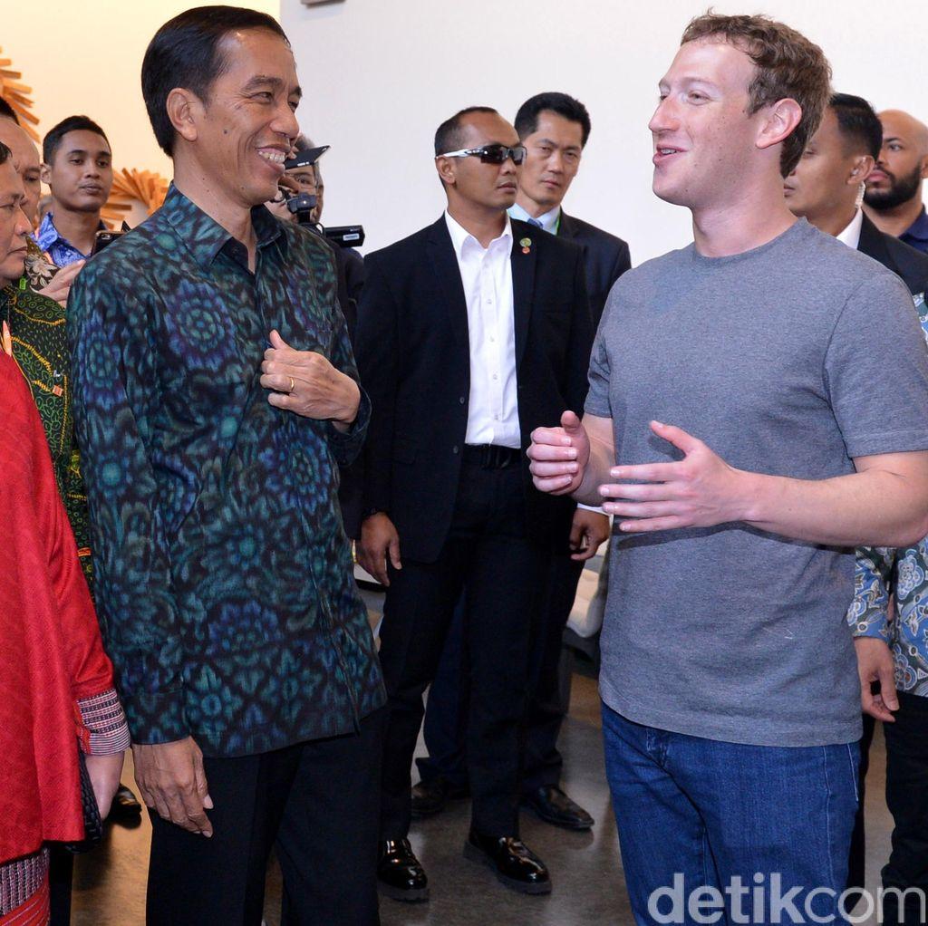 Mau Bergaya ala Zuckerberg Cuma Butuh Rp 600 Ribuan