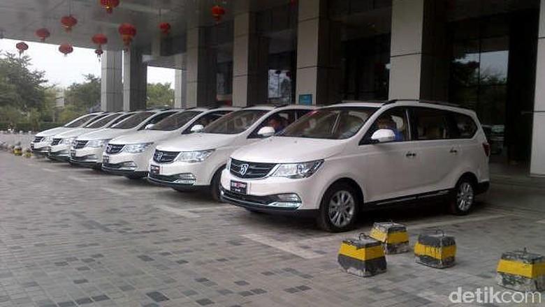 Pabrik Mobil China di Cikarang Bakal Berproduksi Bulan Ini
