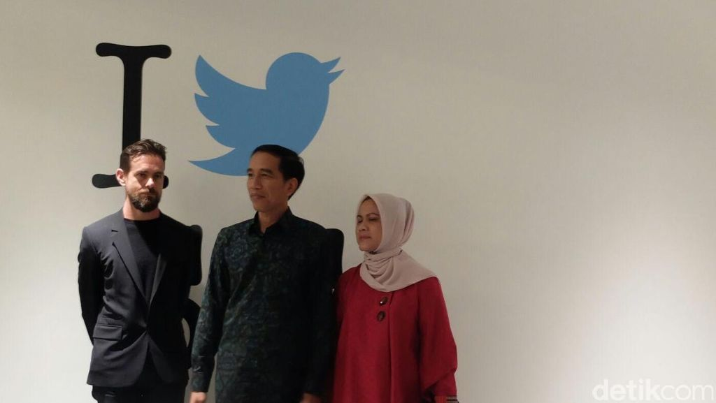 Presiden Jokowi Ucap Selamat Natal Lewat Twitter