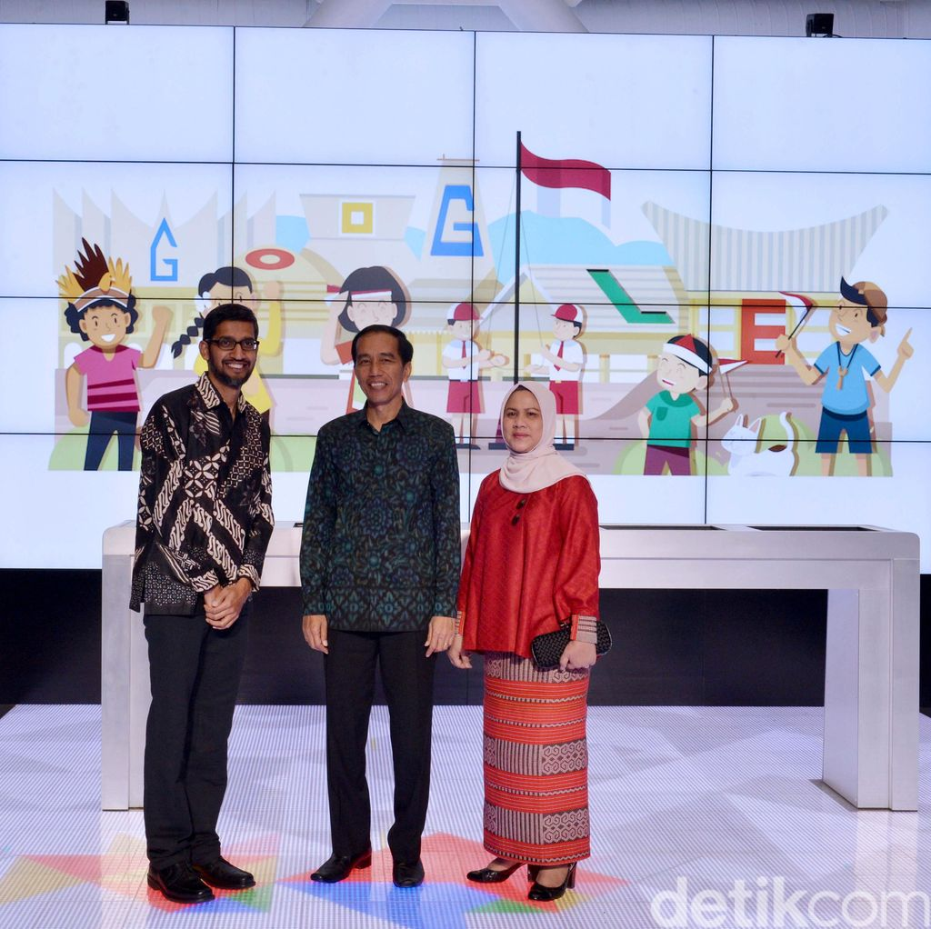 Markas Google yang Sangat Instagrammable