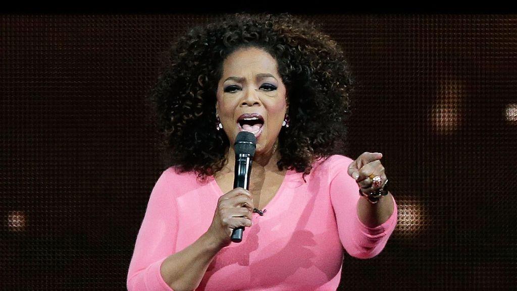 6 Pola Pikir Oprah Winfrey yang Bikin Sukses Luar Biasa