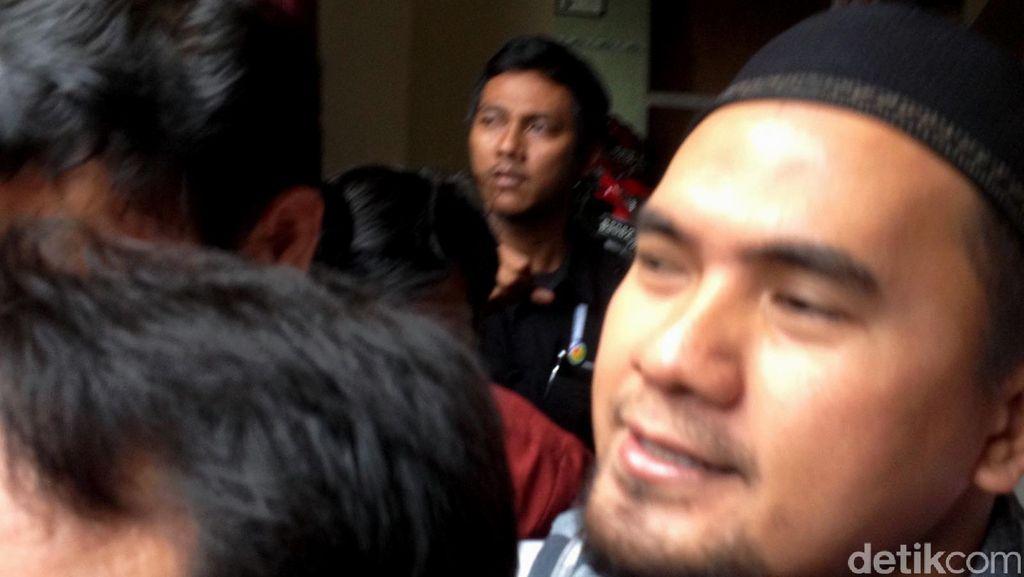 Setelah Tes Narkoba di BNN, Saipul Jamil Dibawa ke Polda Metro Jaya