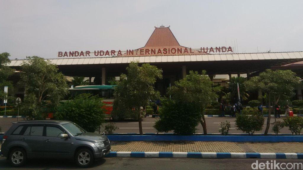 Tarif Parkir Kendaraan di Bandara Juanda Mulai 1 Maret Naik