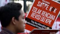 KPK Percaya Presiden Jokowi Tak Revisi UU 30/2002