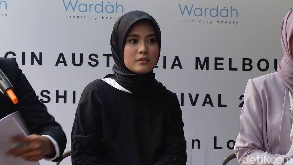 Jelang Fashion Show di Melbourne, Restu Anggraini Disambut Menlu Australia