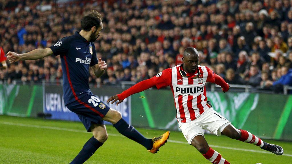 Atletico vs PSV Tanpa Pemenang