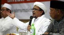 Sebelum Red Notice, Ini Langkah Polisi kepada Habib Rizieq