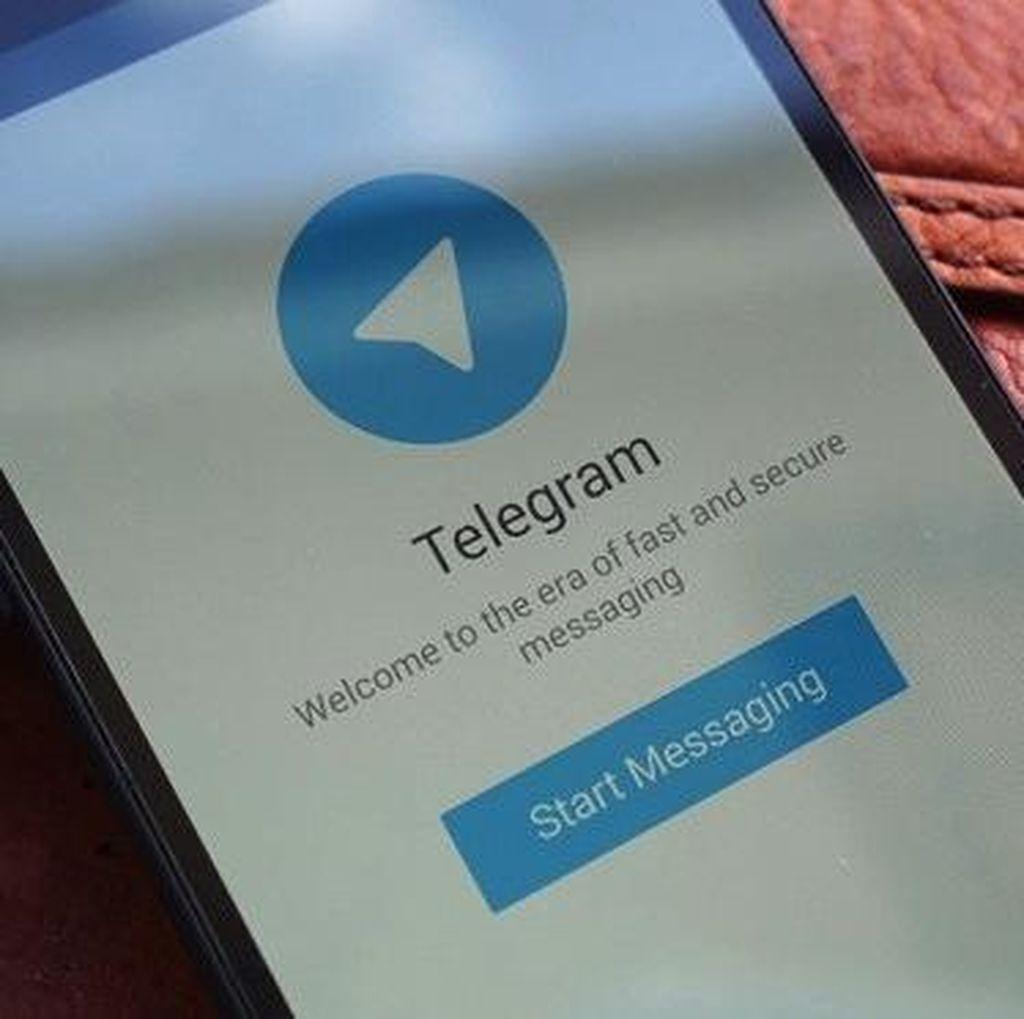 Tak Kooperatif, Pemerintah Bisa Blokir Telegram