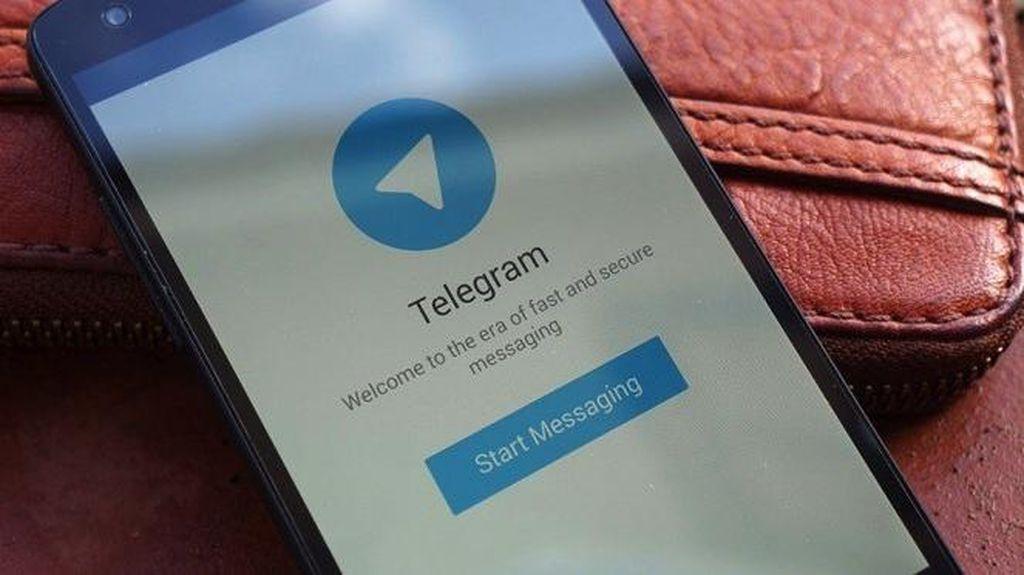 Pemblokiran Telegram Jadi Sorotan Media Asing