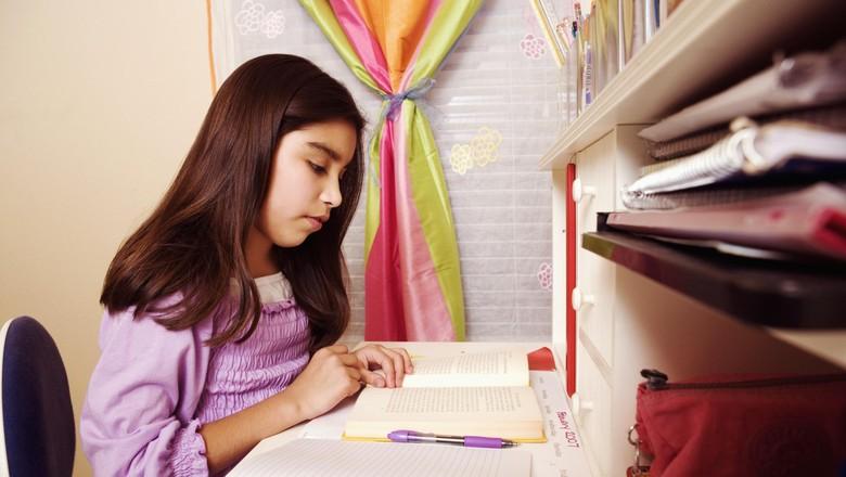 Anak ikut berbagai les/ Foto: thinkstock