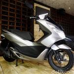 Pertarungan Skutik 150 cc