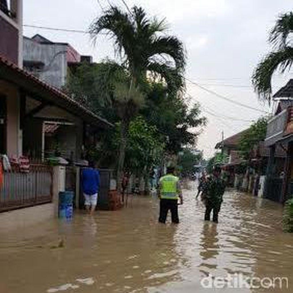 BNPB: Banjir di Bekasi Sebabkan 2 Orang Tewas, 1.314 KK Terdampak