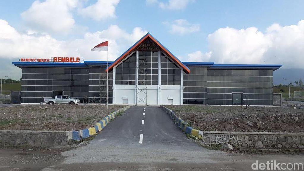 Ada Bandara Rembele, Akses ke Lokasi Wisata di Aceh Makin Mudah