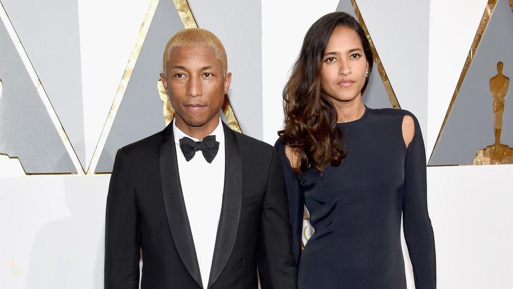 Selamat! Pharrell Williams Baru Dianugerahi Tiga Anak Kembar