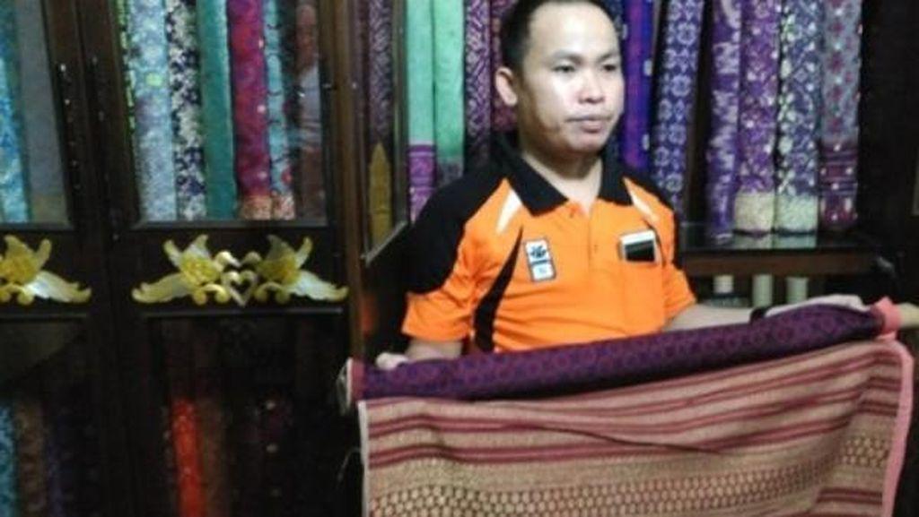 Wisata Gerhana ke Palembang, Bisa Lihat Songket Berusia 100 Tahun