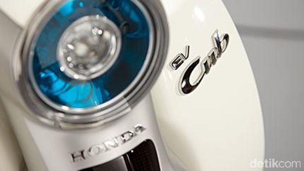Honda Terus Pelajari Motor Listrik
