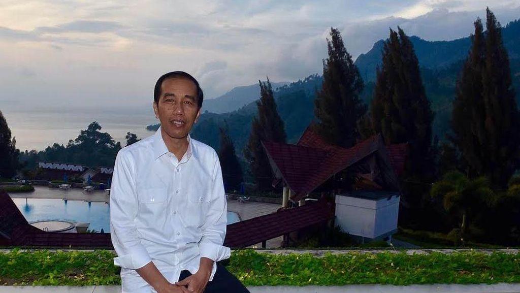 Jokowi Hari Ini Resmikan Bandara Rembele di Takengon