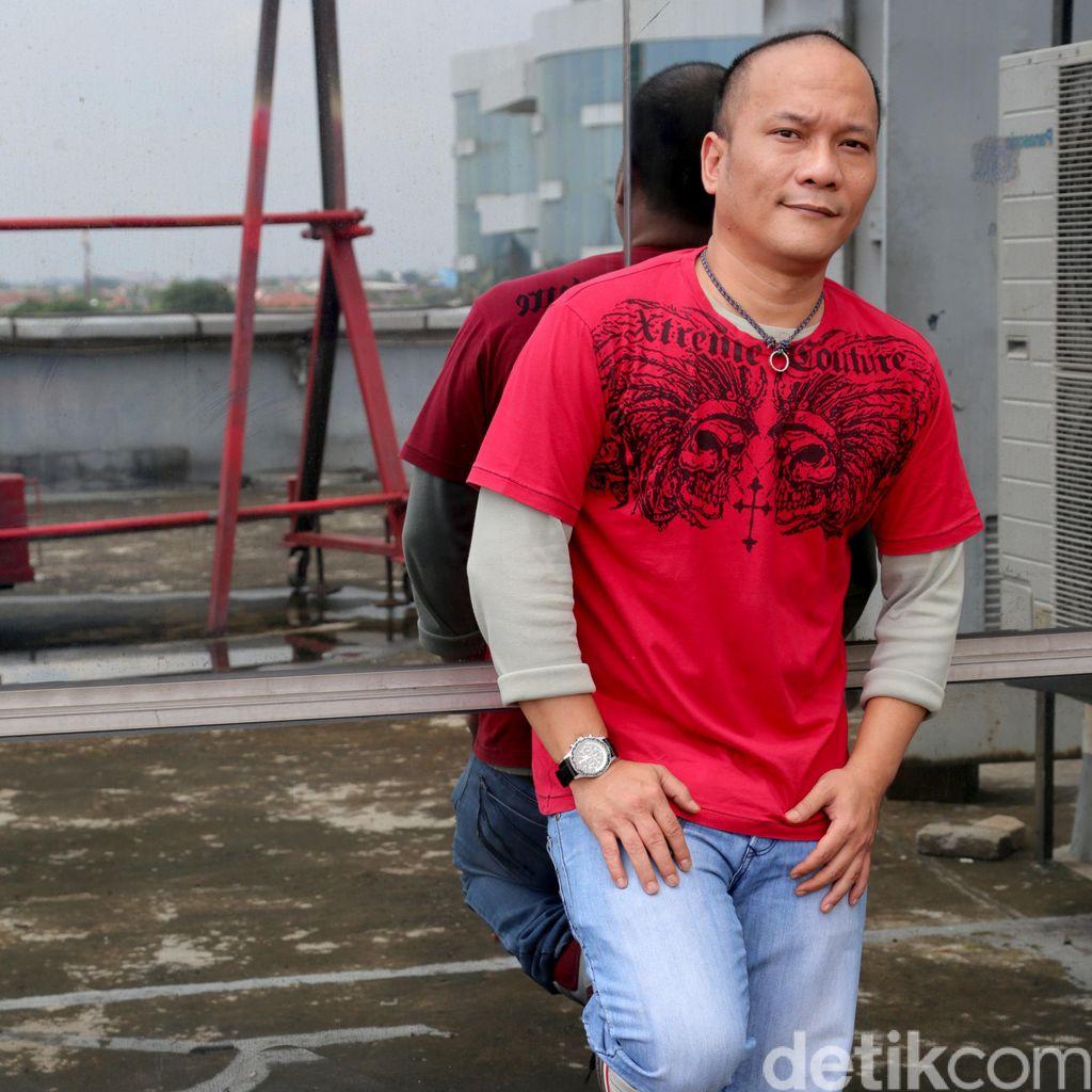Iwa K Bawa Ganja dan LGBT di Unand Hebohkan Netizen