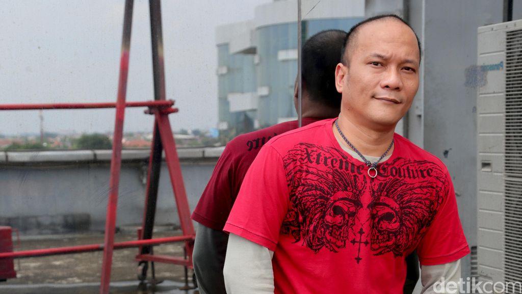 Iwa K Ditangkap di Bandara Soetta karena Kedapatan Bawa Ganja