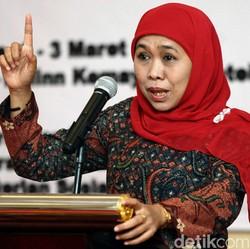 Pilgub Jatim 2018, Khofifah: Andai Saya Maju Harus Seizin Presiden