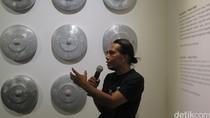 20 Peserta Ikuti Program Belajar Bersama Maestro di Studio Hanafi