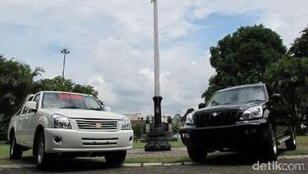 Mungkinkah Esemka Jadi Mobil Kepresidenan Jokowi?