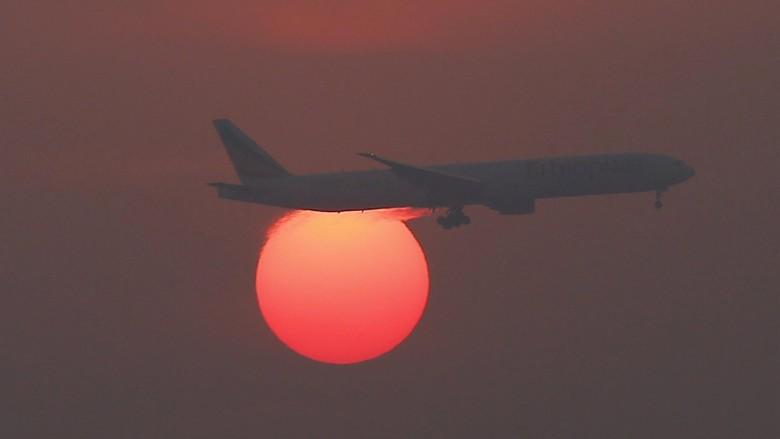 Hong Kong Akan Diterjang Badai Hato, Banyak Penerbangan Dibatalkan