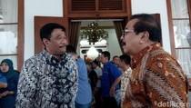 Temui Pakde Karwo, Wagub DKI Djarot Jajaki Kerjasama di Bidang Pangan