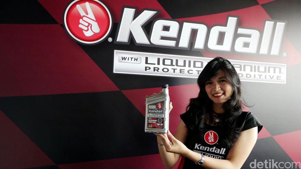 Pelumas Kendall Hadir di Indonesia