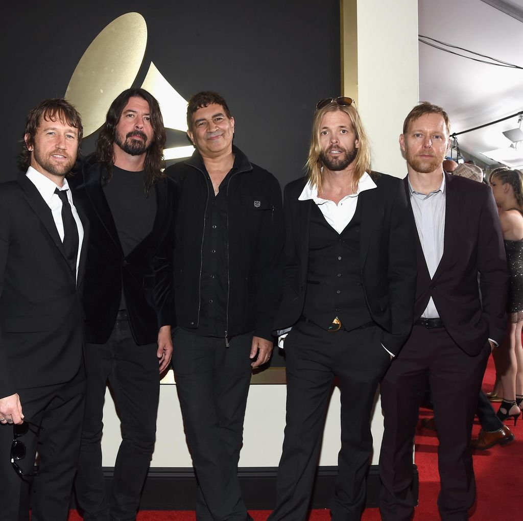 Foo Fighters jadi Penampil Utama di Glastonbury Festival 2017