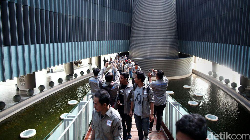 Terkenang Tragedi Pilu di Museum Tsunami Aceh