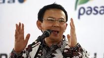 Ahok Hadiri Penandatanganan Perjanjian Kredit Massal PKL