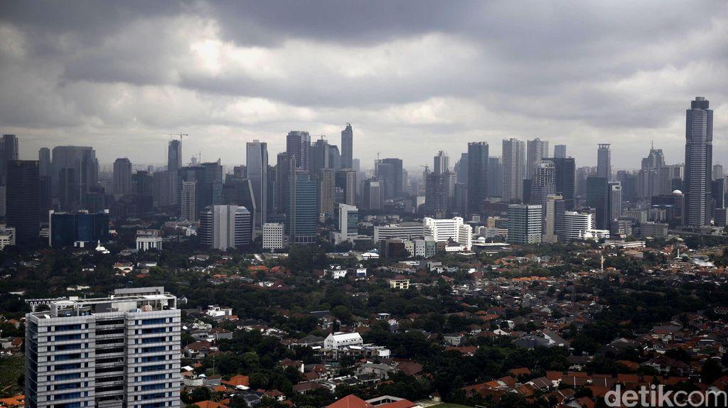 Banyak Kosong, Tarif Sewa Gedung Perkantoran di Jakarta Turun