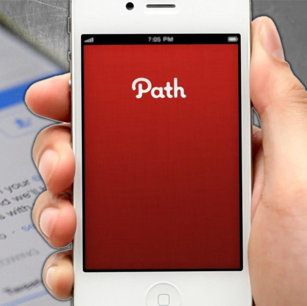 Drama Kata-kata #pathdaily Sambangi iOS