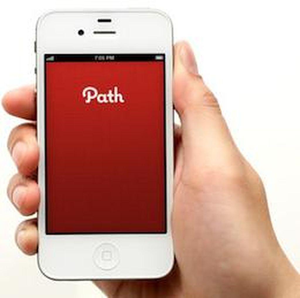 Ini Cara Menggunakan Fitur #pathdaily di Path