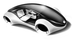 Apple Diberi Izin Mengetes Mobil Otonom