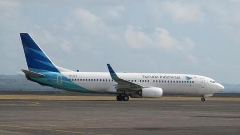 Runway Blocked, 8 Penerbangan Garuda di Bandara Soetta Delay