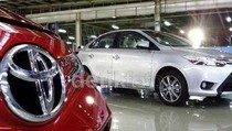 Toyota Pakai Plastik Buatan Indonesia