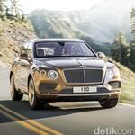 Garangnya Bentley Bentayga Saat Berakselerasi, Mirip Supercar!