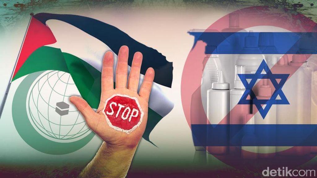 RI Boikot Israel, Bagaimana dengan Investasinya?