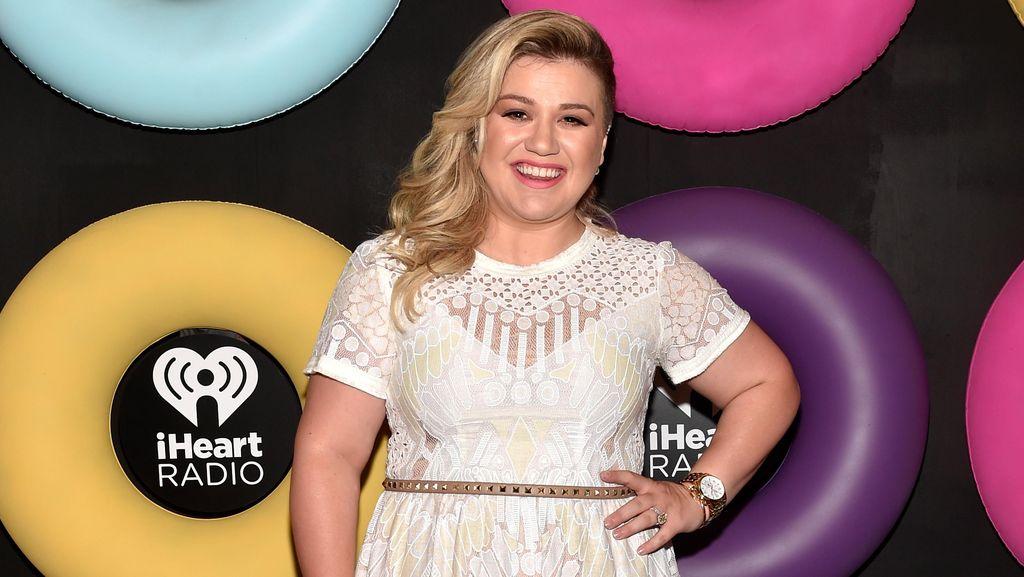 Kelly Clarkson Dikritik Netizen Gara-gara Anaknya Cicipi Nutella