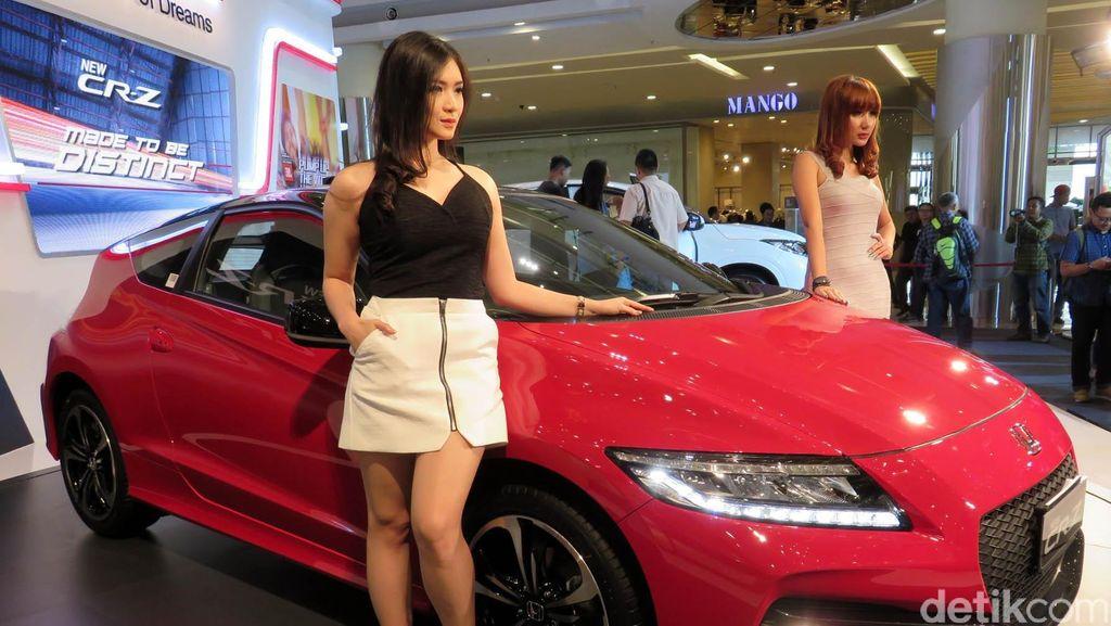 Selama Belum Disubsidi Pemerintah Jokowi, Sulit Jual Mobil Hybrid