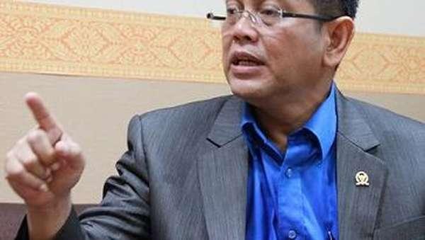 Apresiasi Novel, Anggota Komisi III F-NasDem Tetap Dorong Angket KPK
